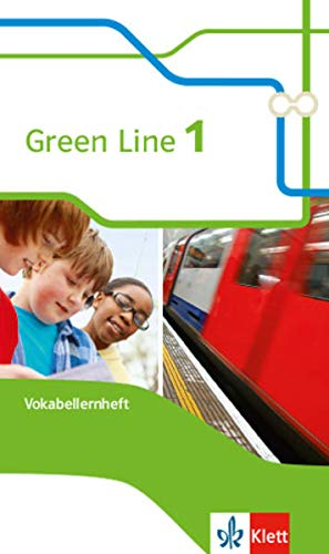 Green Line 1: Vokabellernheft Klasse 5 (Green Line. Bundesausgabe ab 2014)
