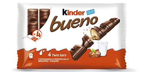 Kinder Bueno Classic Bar Mulitpack 4 X 172 G Pack Of 11