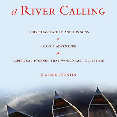 A River Calling audiobook cover art