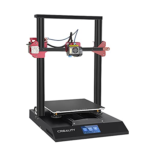 lyq CREALITY The Z-axis Double Screw Drive CR-10S PRO 3D Printer Has The Function Of Detecting Interrupted Materials After Power Failure. TMC V2.4.1 Mute Motherboard
