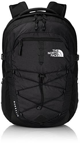 The North Face Unisex Rucksack Borealis, tnf black, 31 x 33 cm, 28 liters, CHK4