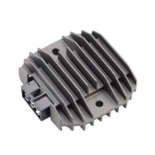 GOOFIT voltaje regulador rectificador para Kawasaki kef300Lakota ZZR600klf300Bayou VN1500