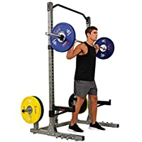 Sunny Health & Fitness Power and Squat Rack with High Weight Capacity