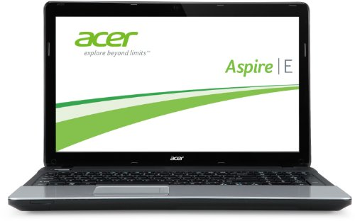 Acer Aspire E1-571-53234G75Mnks 39,6 cm (15,6 Zoll) Notebook (Intel Core i5 3230M, 2,6GHz, 4GB RAM, 750GB HDD, Intel HD 4000, DVD, Win 8) schwarz