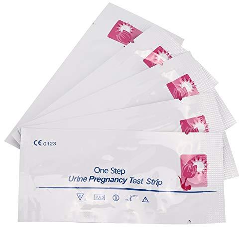 20 piezas de varillas de prueba de embarazo: prueba de orina doméstica, pluma de prueba de embarazo temprana, tiras de medición de embarazo de orina femenina