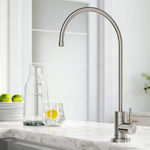 Kraus FF-100SFS Purita 100% Lead-Free Kitchen Water Filter...