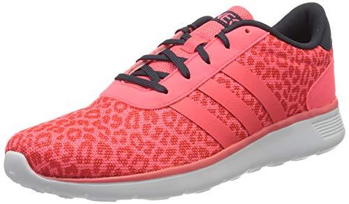 adidas Adidas Lite Racer F76400, Men's Low-Top Sneakers, Orange (Orange F76400), 8 UK (42 EU)