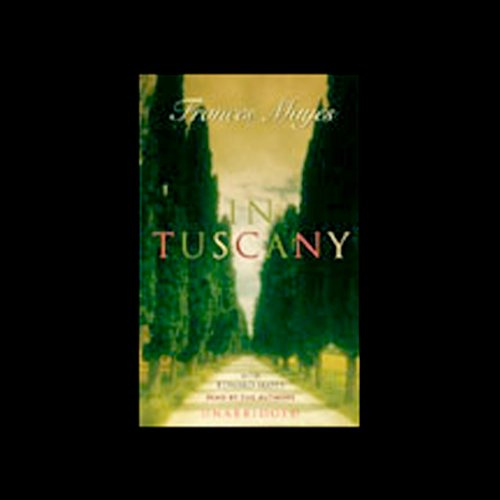 In Tuscany audiobook cover art