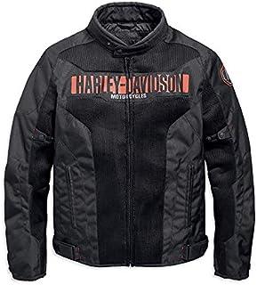 nuevo producto 8c2d8 458dd Amazon.es: chaquetas harley davidson - Chaquetas / Ropa y ...
