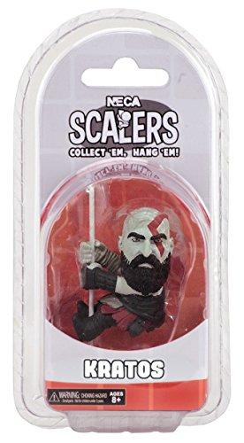 NECA - Scalers 2' Collectible Minis - God of War 2018 Kratos