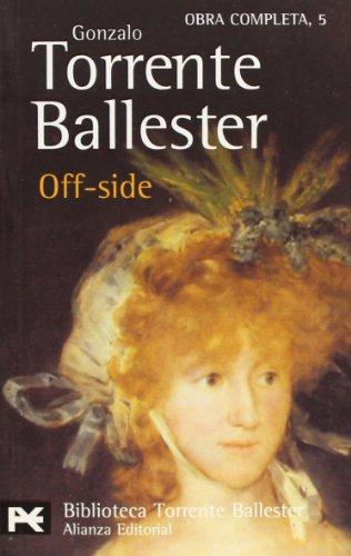 Off-side (El libro de bolsillo - Bibliotecas de autor - Biblioteca Torrente Ballester)
