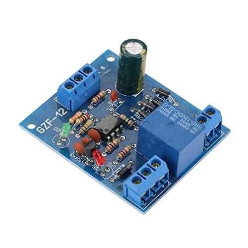 Interruptor de control de nivel, controlador de nivel de líquido de drenaje de bombeo, 9-12 VCC para pecera, acuario, acuario