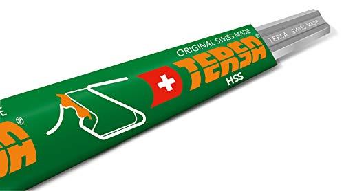 Tersa Messer, 530 mm, echte Schweizer Qualität, 2 Stück