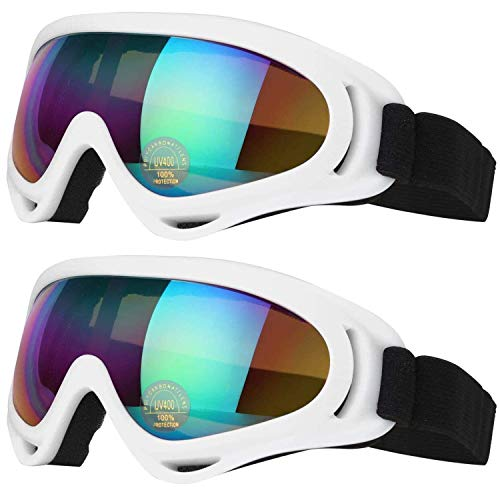 Ski Goggles, Motorcycle Goggles, Snowboard Goggles for Men Women & Youth, Kids
