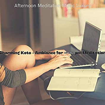 Charming Koto - Ambiance for 12pm Meditation