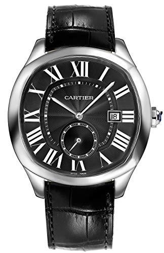 Cartier Disco de Cartier–Reloj automático de Hombre wsnm0009