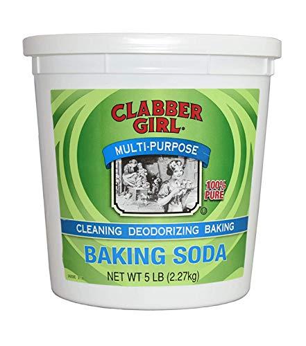 Clabber Girl Multi- Purpose Baking Soda - 5 Lb