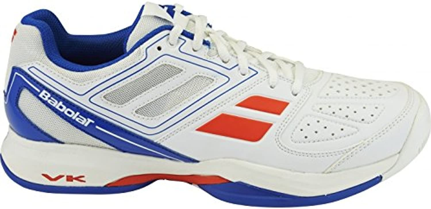 Babolat Pulsion All Court Men's Tennis shoes White bluee