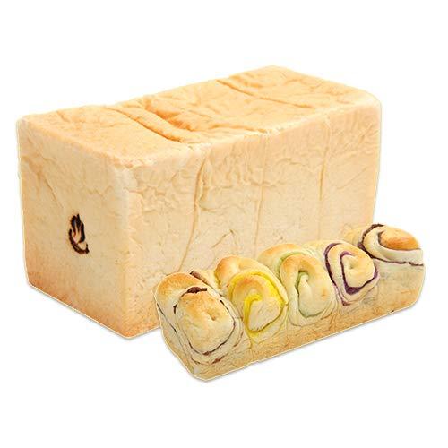 出湯温泉パン詰め合わせ 温泉食パン・五頭あんぱんセット 出湯温泉パン工房