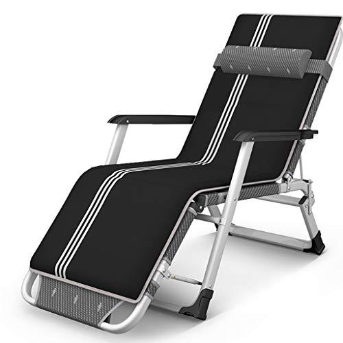 Lit pliant lit simple bureau déjeuner pause siesta lit chaise longue lit d'appoint accompagnement maison coton coton pad, libre de démonter