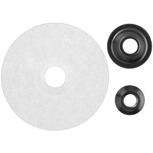 DEWALT DW4945 4-1/2-Inch Rubber Backing Pad with Locking Nut
