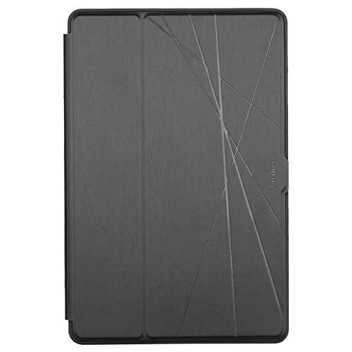 Targus THZ877GL Funda Click-In para Samsung Galaxy Tab S7+ de 12,4 Pulgadas- Negra