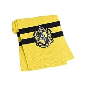 Funidelia | Bufanda Hufflepuff Harry Potter Oficial para Hombre y Mujer ▶ Hogwarts, Magos, Películas & Series - Color… 9