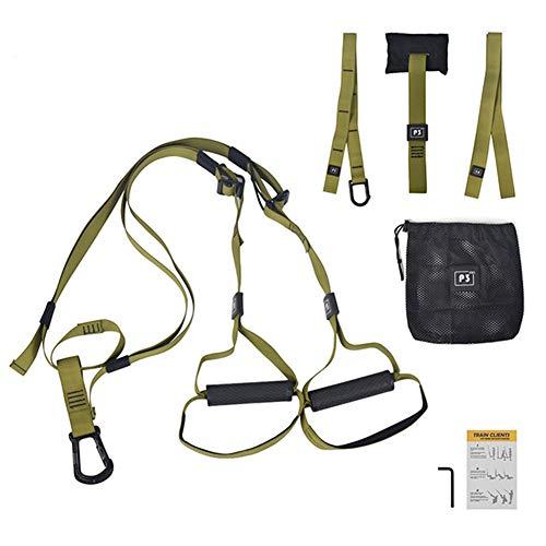 Opknoping Training Met P3 Trekkoord Yoga Fitnessapparatuur Ophanging Met Weerstand Banden