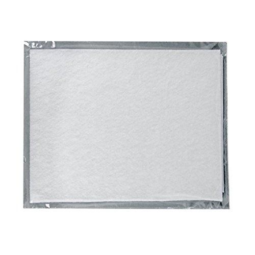 Wpro AFI016 ORIGINAL Filtermatte Staubfilter Hygienefilter 460x290mm Zuschneidbar für Split Mobil Klimaanlage Klimagerät Luftreiniger auch Whirlpool Bauknecht Hotpoint Indesit KitchenAid 484000008643
