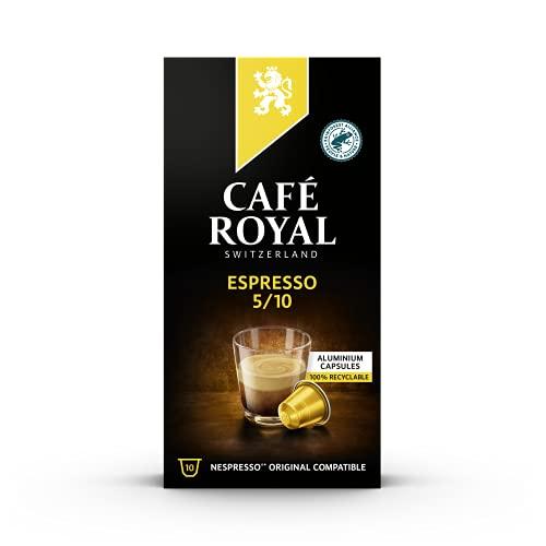 Cafe Royal Royal Nespresso Compatible Pods 10
