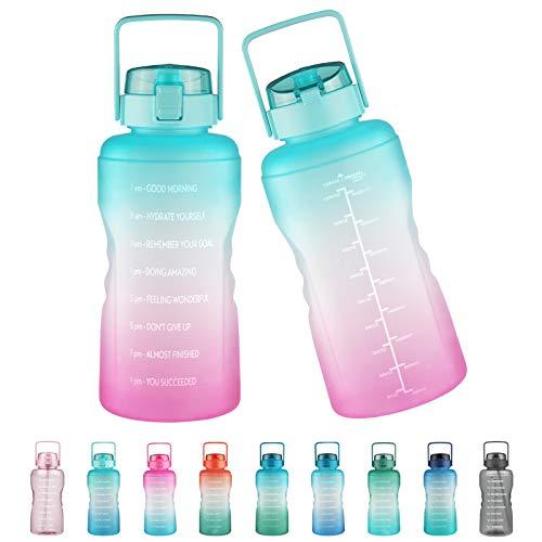 Justfwater Cantimploras y botellas de agua