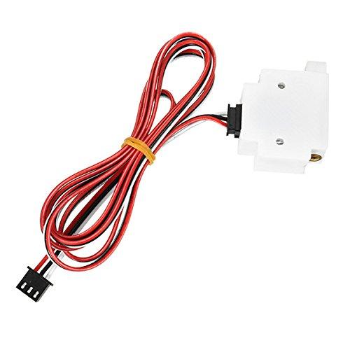 ILS - 1,75 mm filamentmateriaal Run Out Detection Module Sensor voor 3D-printer/merk-moederbord