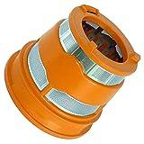 Moulinex filtro setaccio cestello arancione centrifuga Infiny Juice ZU255 ZU258