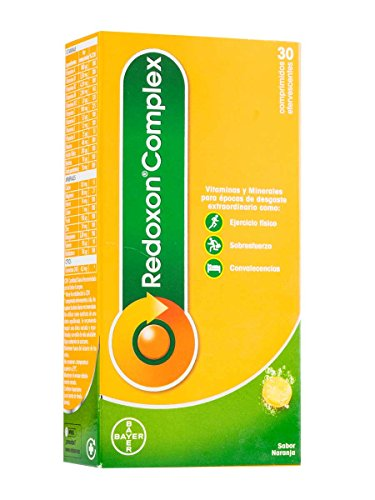 Redoxon Komplex, Brausetisch, 30 Tabletten