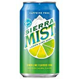 Sierra Mist, 12 Fl Oz Cans, Pack of 18