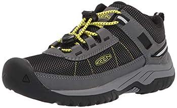KEEN Big Kid s Targhee Sport Vented Hiking Shoe Steel Grey/Evening Primrose 6 BK  Big Kid s  US