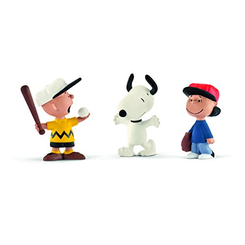 Snoopy - Scenery pack baseball (Schleich 22043)