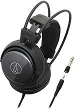 Audio-Technica ATH-AVC400 SonicPro Over-Ear Headphones Black