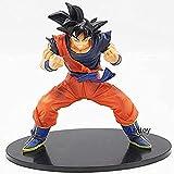 GDDG Dragon Ball Z Son Goku FES FES !! Colección PVC acción Figura Modelo Juguete 17 5 cm 2 Colores B-B-SI