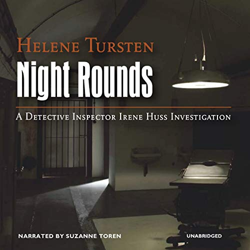 Night Rounds audiobook cover art