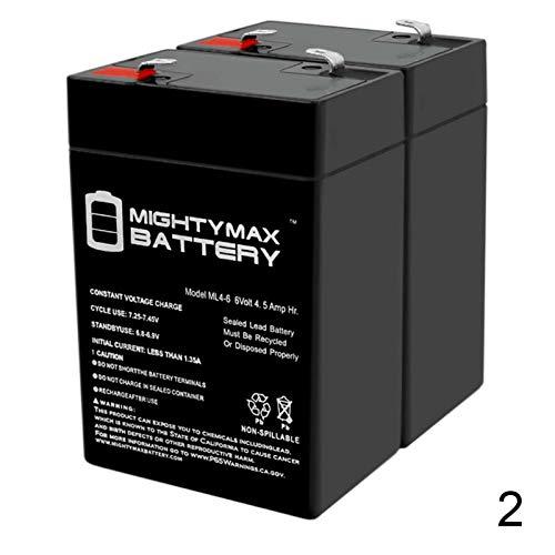 Wildgame Innovations 6VB 6 Volt Rechargable Battery 4.5A WGI-6VB