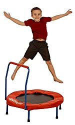 "36"" Indoor Kangaroo Trampoline for Kids. Is it the best rebounder"
