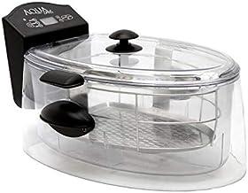 Sous Vide Cooker water oven by AquaChef ,Capacity 8L, 120V-60Hz-1200W , Clarity , Digital LED+ Fresh Vacuum Sealer
