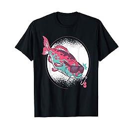 Pêche à la carpe et aux bouillettes T-Shirt