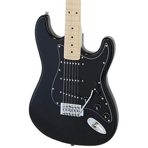 Aria PRO II Serie STG-003SPL BK - Guitarra eléctrica