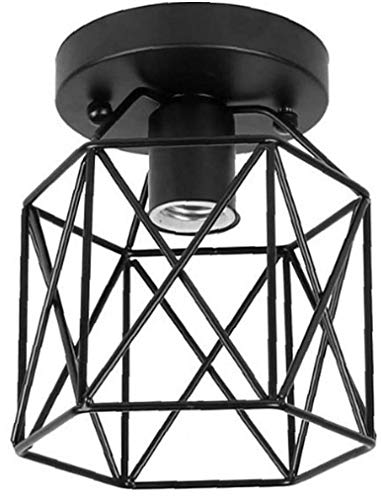 Gracy Estilo Industrial de luz LED de Techo luz de Techo de...