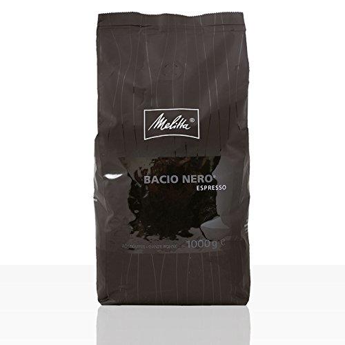 Melitta 871 Kaffee Espresso Bacio Nero, ganze Bohne