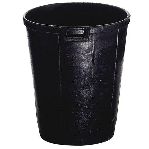 Fiel Kanguro 10010027 - Cubo basura sin tapa, 100 Litros, Nº 8, negro