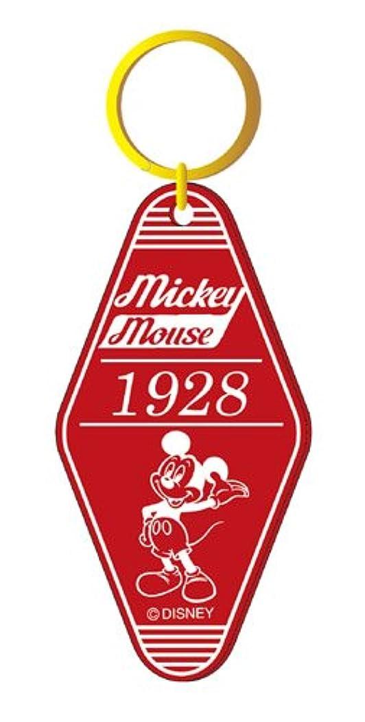 自然公園示すを通してディズニー ホテルルームキーリング ミッキー レッド