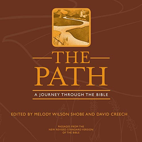 The Path: A Journey Through the Bible (English) audiobook cover art